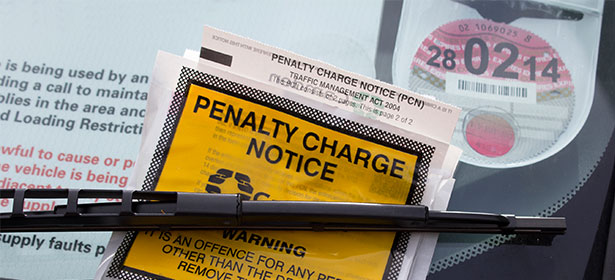 driving fines